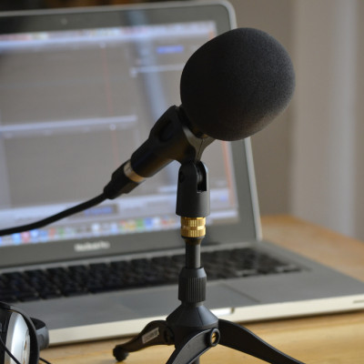 "Students are podcasting instead of writing essays in ""Podcasting American Literature."""