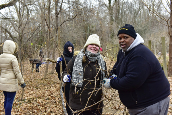 MLK Day of Service 2018
