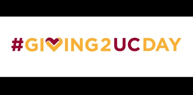 Giving 2 UC Day