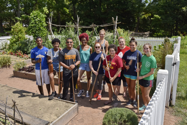 First-Year Day of Service 2016-2017