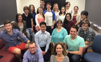 Ursinus College Biochemistry Students and Faculty